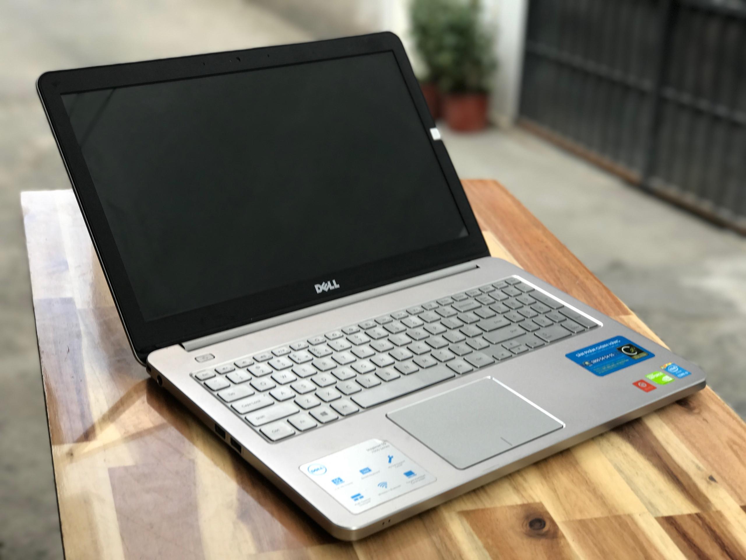 Dell' INSPRION' 7537 Đẹp 99% đẳng cấp doanh nhân thiếu hộp là bán mới