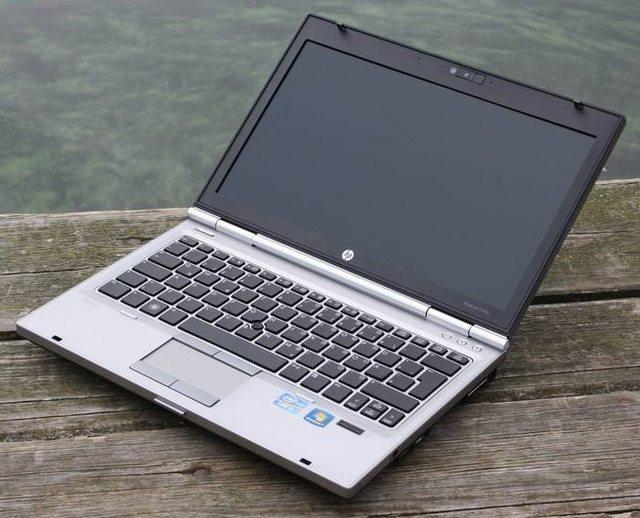 Giới thiệu HP EliteBook 2560p