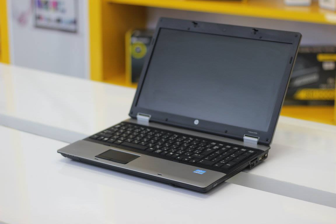 Đánh giá laptop cũ HP Elitebook 8540P