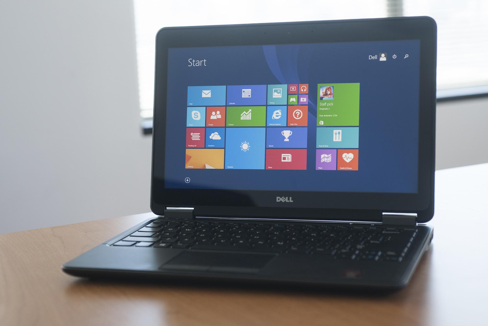 Giới thiệu về Laptop Dell Latitude E7240