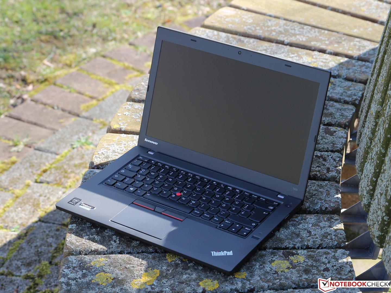Laptop IBM thinkpad T450