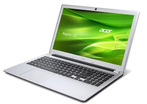 Laptop Acer Aspire V5-571 mỏng nhẹ cũ hải phòng