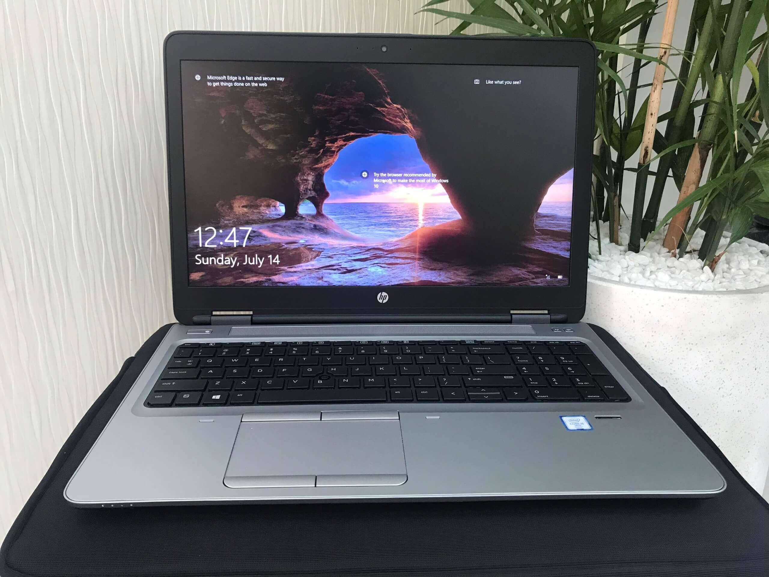 LAPTOP Probook 650 G2, Core i5-6300U, cũ hải phòng