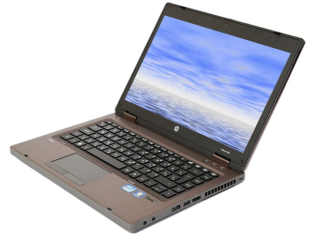 Đánh giá HP ProBook 6460b