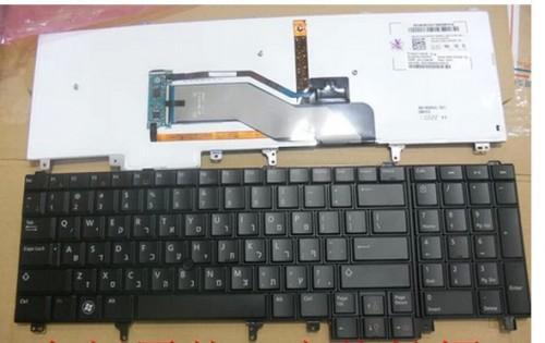 Bàn phím Dell latitude E6520