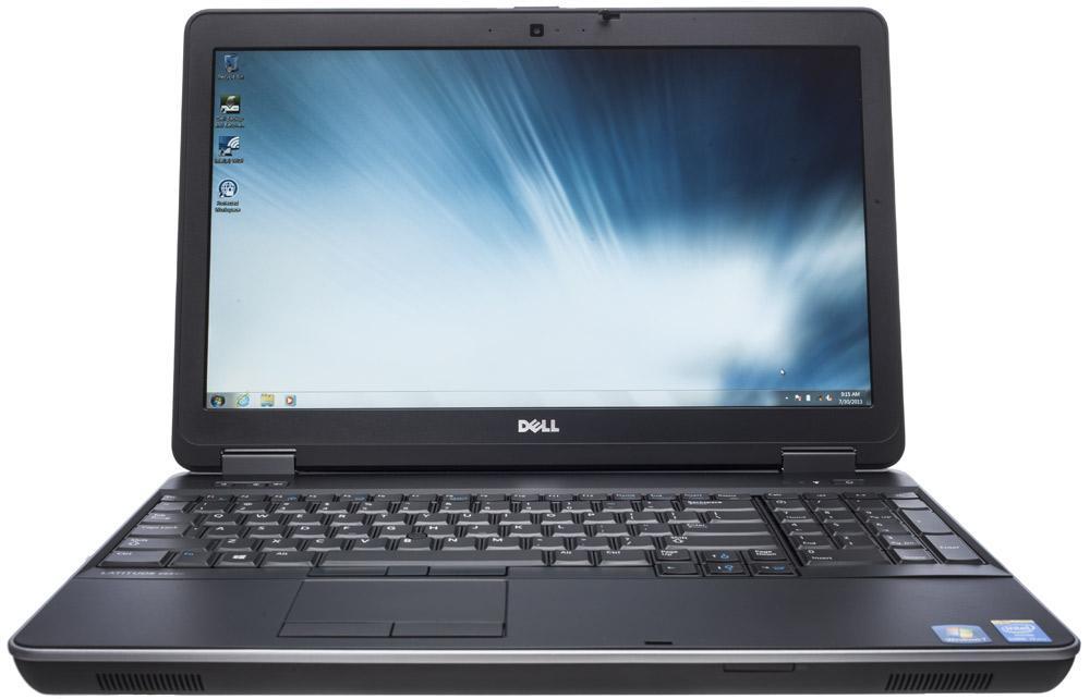 Laptop dell latitude e6540 - Laptop cũ giá rẻ Hải Phòng
