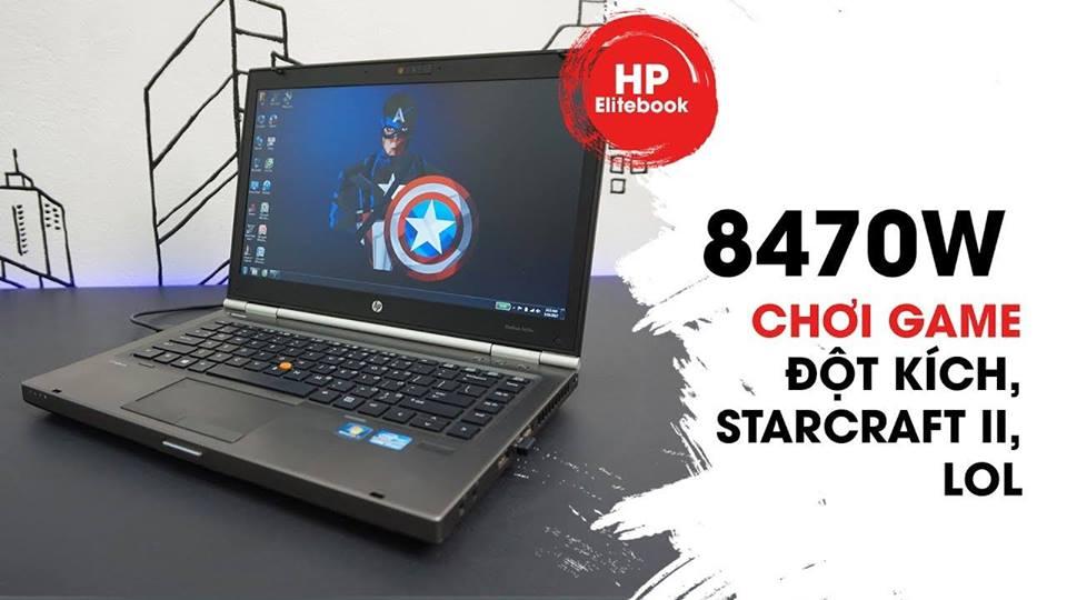 Laptop cũ HP