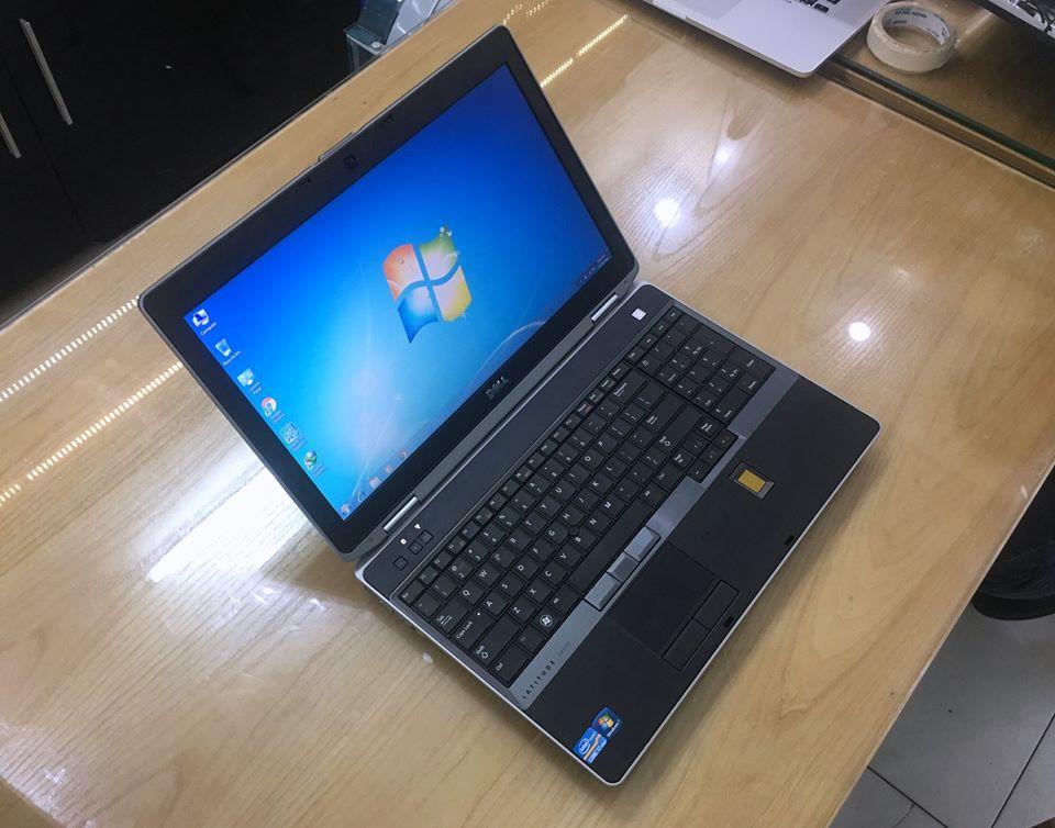 LAPTOP DELL LATITUDE E6530 - Laptop cũ giá rẻ Hải Phòng
