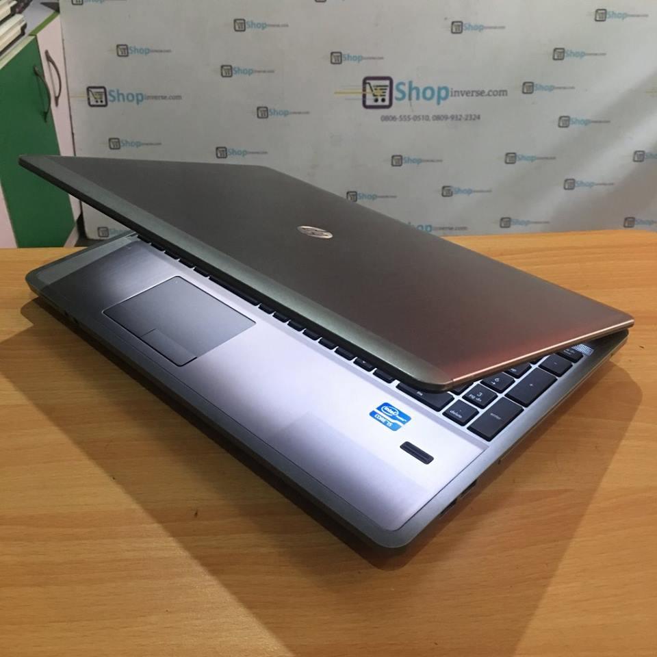 Laptop HP Probook 4540S - Laptop cũ giá rẻ Hải Phòng - Linh kiện Laptop Hải Phòng