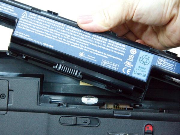 Thay pin Laptop - Linh kiện Laptop Hải Phòng