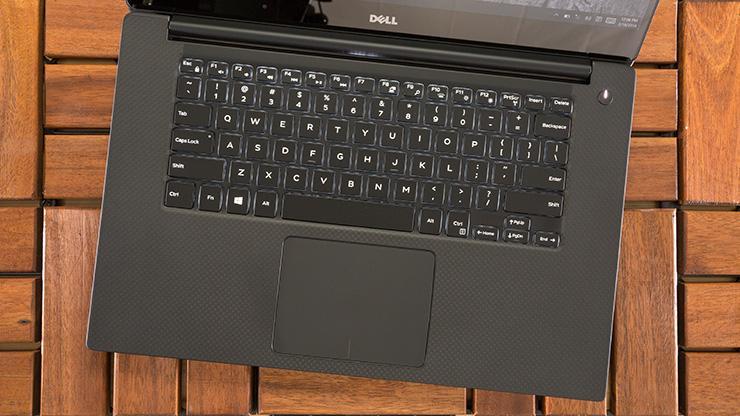 Bàn phím Laptop Dell Precision 5510 - Laptop cũ giá rẻ Hải Phòng