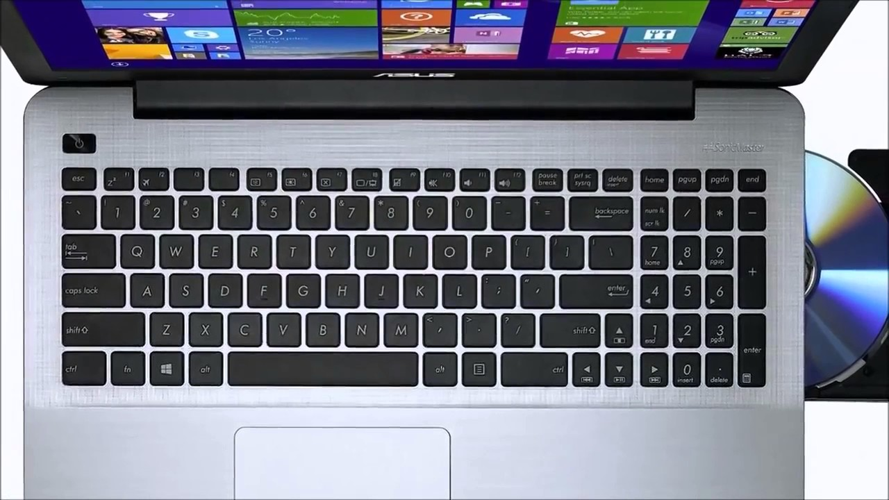 Bàn phím Laptop Asus F555lf - Linh kiện Laptop Hải Phòng