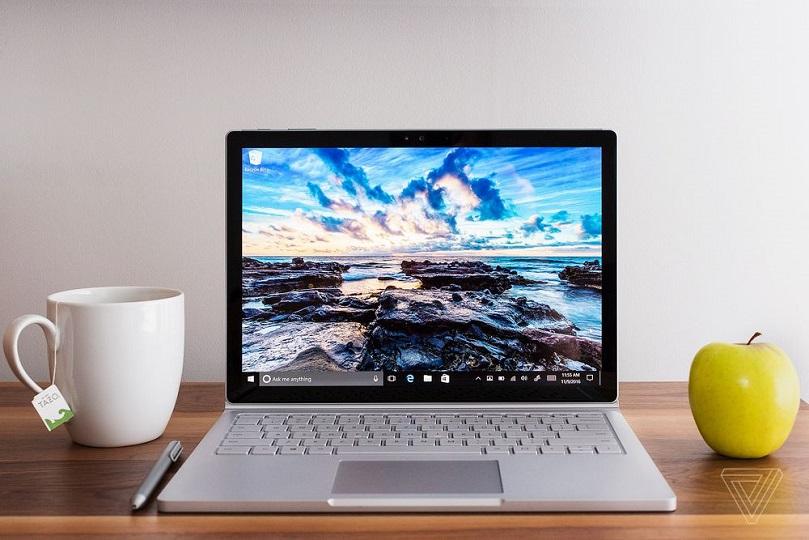Laptop Surface Book - Laptop cũ giá rẻ Hải Phòng
