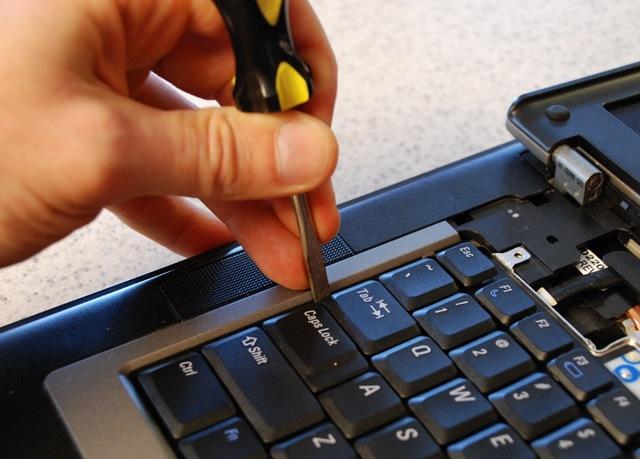 Thay bàn phím Laptop - Linh kiện Laptop Hải Phòng