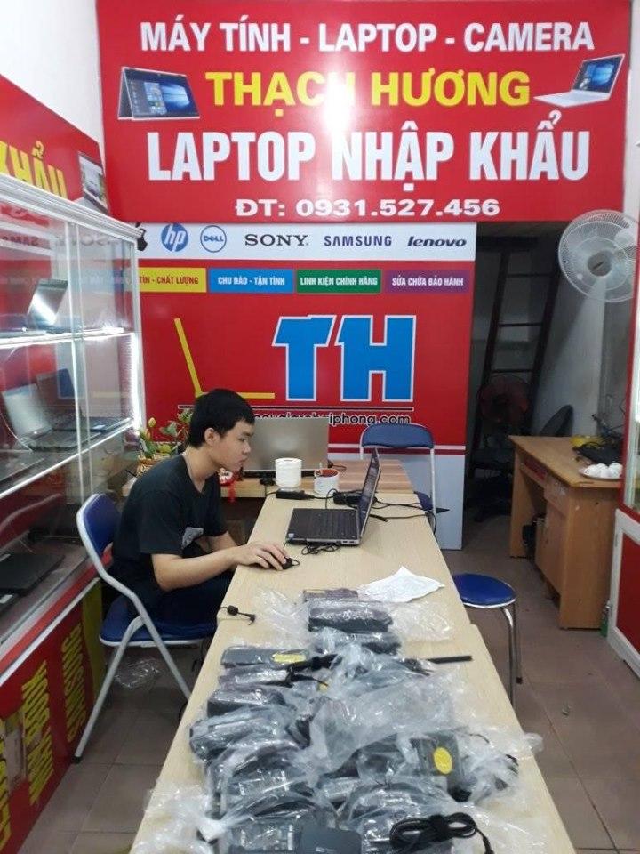 cửa hàng chuyên linh phụ kiên laptop tại hải phòng