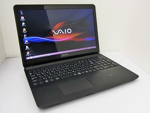 Laptop Sony Vaio SVF 1521A1J