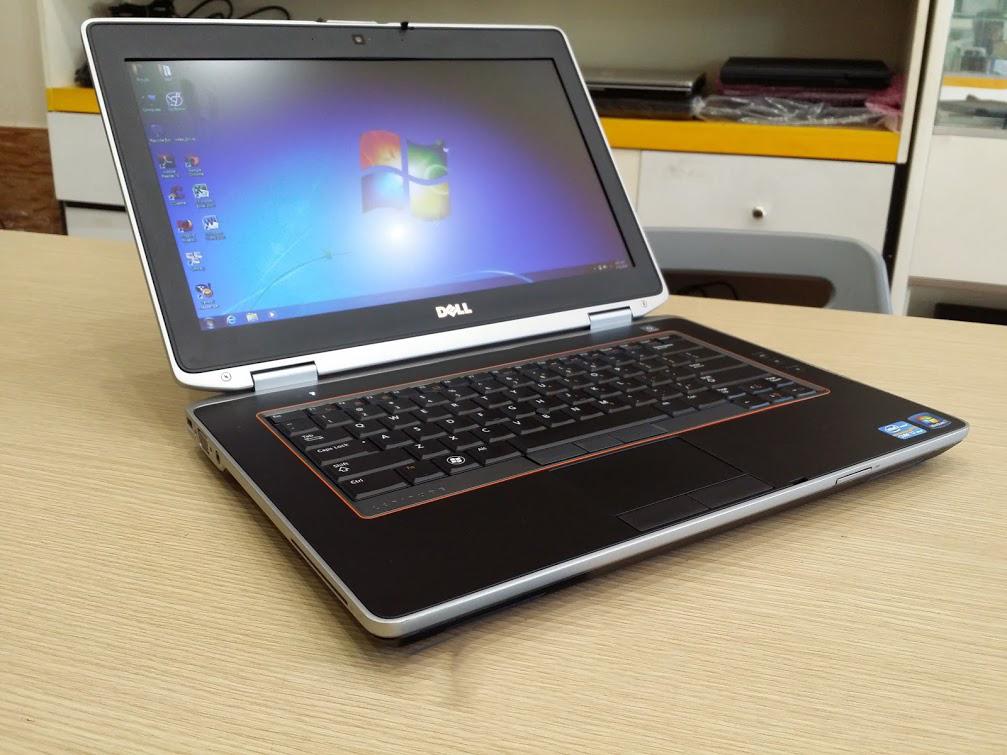 LAPTOP DELL LATITUDE E6520 core i5 có i7