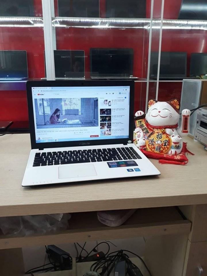 Laptop Asus x550LA  cũ hải phòng