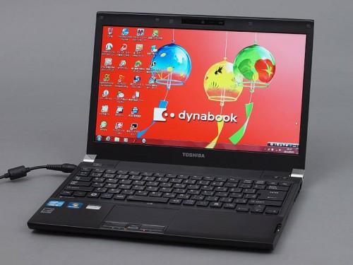 Toshiba Dynabook R731/C