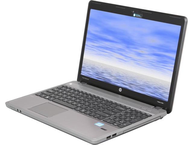 Đánh giá Laptop HP Probook 4540S i5
