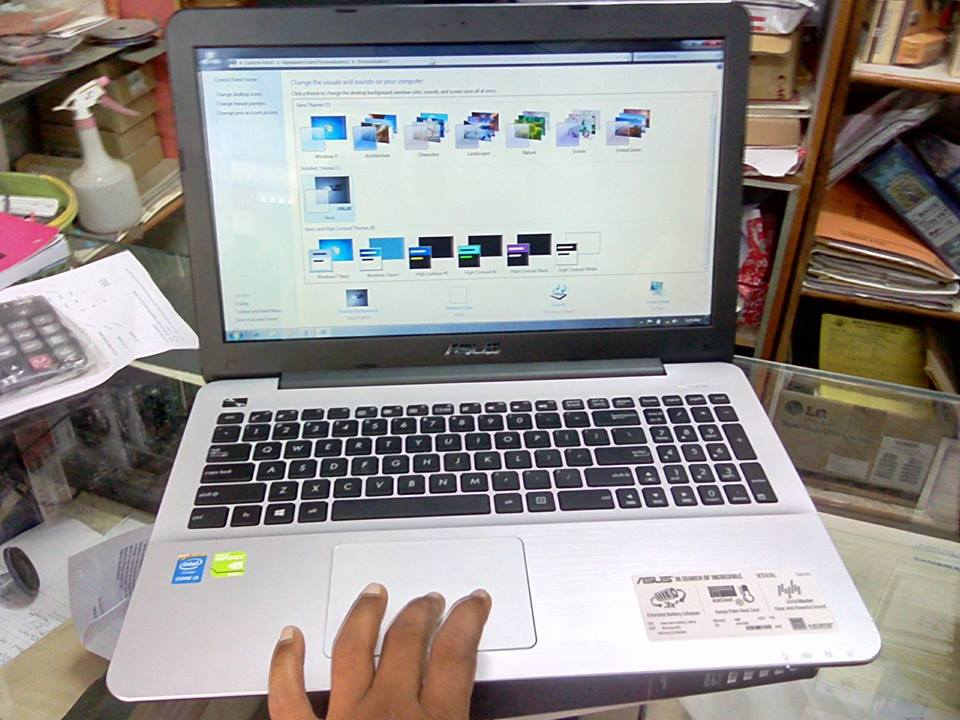 Laptop Asus F555L I5 cũ hải phòng