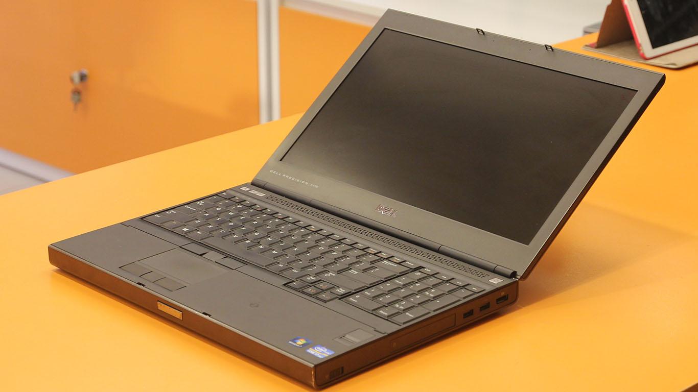 Đánh giá Dell Precision M4800