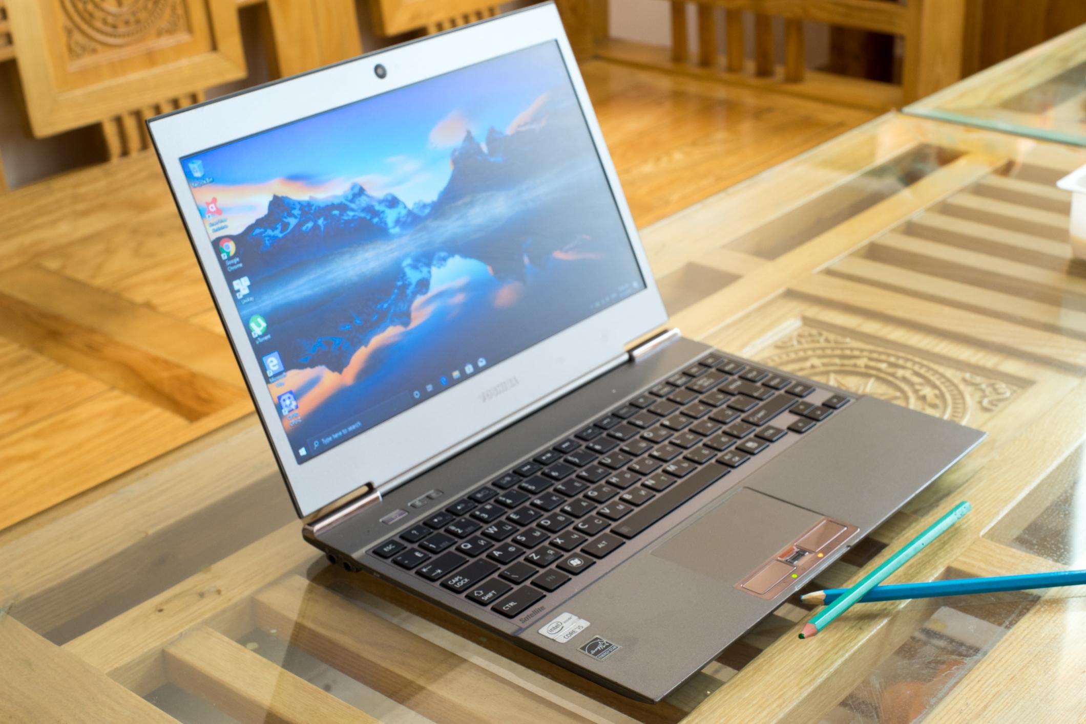 Laptop cũ toshiba Z930 cũ hải phòng