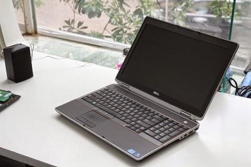 Laptop Dell E6520 i7 giá rẻ tại Hải Phòng