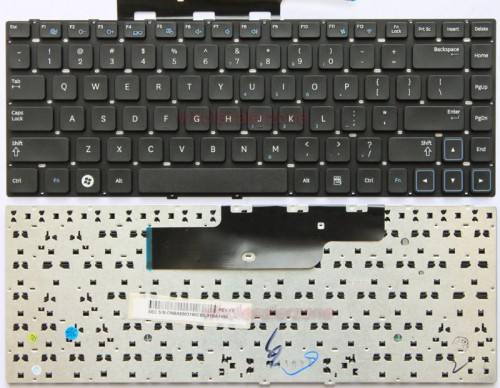 Thay bàn phím Laptop Samsung giá rẻ tại Hải Phòng