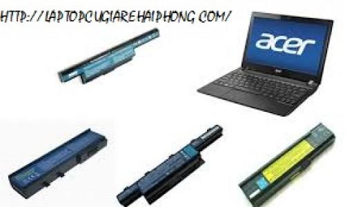 Pin Laptop Acer giá tốt nhất Hải Phòng