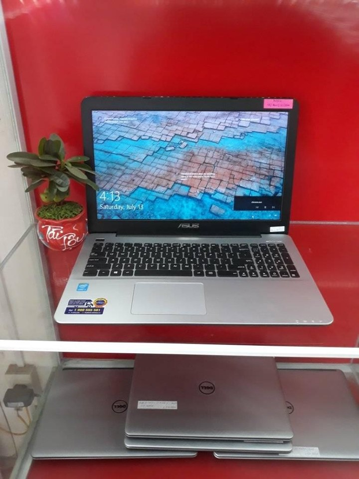 Laptop Asus X555LA cũ hải phòng